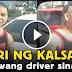VIRAL: MOTORISTA NANAPAK NG JEEPNEY DRIVER, DAHIL MUNTIK DAW MABANGA ANG KANYANG KOTSE!