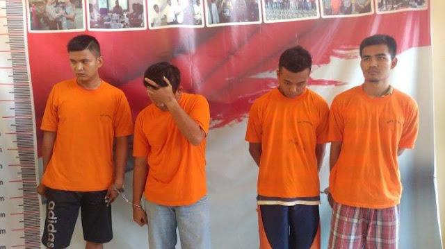 Polisi Ungkap Peran 4 Satpam Unimed yang Menghajar Joni dan Stefan Hingga Tewas, 7 Orang Lagi Buron