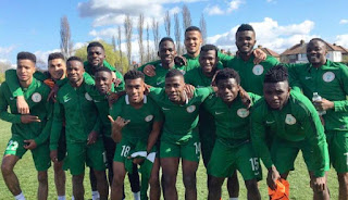 Sport: WAFU Cup - Eagles beat S'Leone 2-0