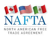 Perjanjian NAFTA (Perdagangan Bebas di Amerika Utara)
