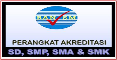 Administrasi Akreditasi SD SMP SMA SMK