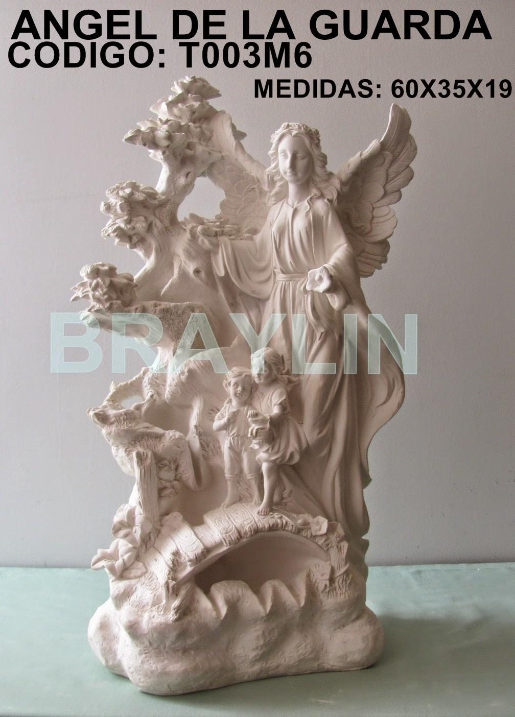 ceramicas y yeso en blanco para pintar