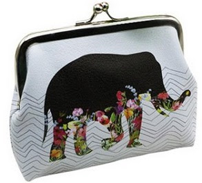 Image: Wallet,toraway Vintage Womens Elephant Wallet Card Holder Coin Purse Clutch Handbag