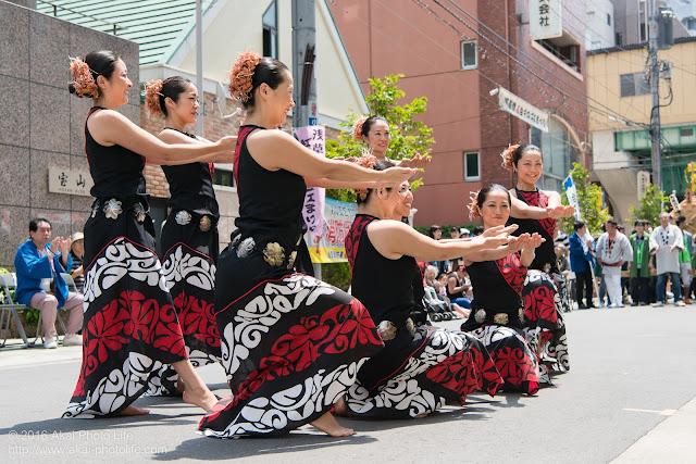 マロニエ祭り、カハレフラ&タヒチスタジオの写真 21