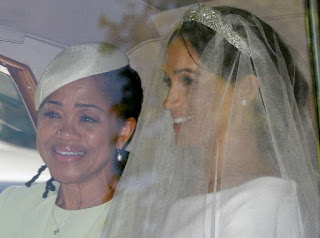 Meghan and her mother, Doria Ragland