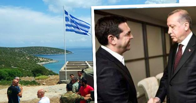 """""""Κατεβάστε τη σημαία από το Φαρμακονήσι""""! Απαίτηση Ερντογάν σε Τσίπρα και τηλέφωνο στον Α/ΓΕΕΘΑ!"""