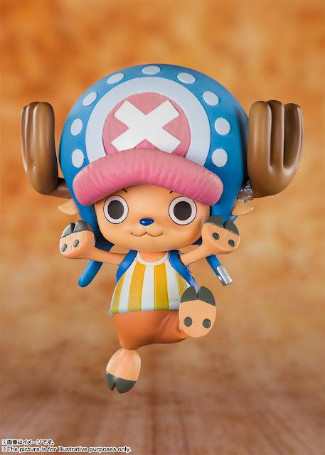 Figuarts ZERO de One Piece - Tamashii Nations