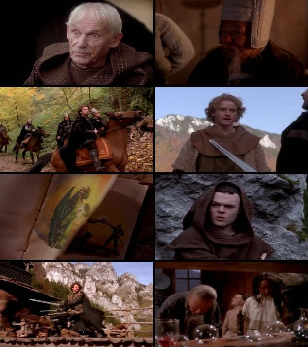 Dragonheart A New Beginning 2000 Dual Audio Hindi 720p DVDRip