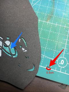 切れてしまった紙を接ぐ方法