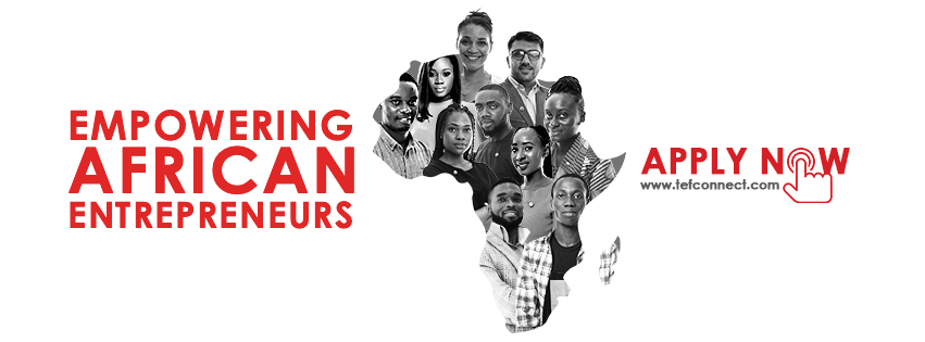 Dear African Entrepreneurs, Applications Are Now Open For The Tony Elumelu Foundation 5th Cycle Of $100m Entrepreneurship Programme