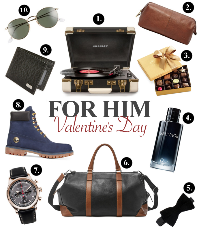 Valentine S Day Gifts For Him And Her Gift Guide