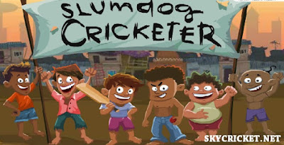 Online Slumdog cricketer game