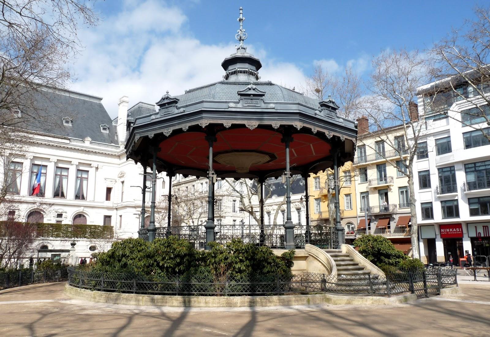Restaurant Place Marengo St Etienne