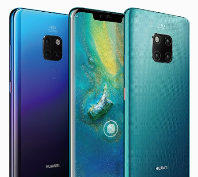 Huawei Mate 20 Pro - Spesifikasi Lengkap dan Harga Terbaru Indonesia
