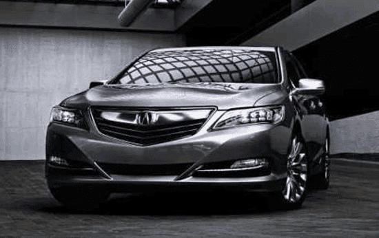 2019 Acura RLX Hybrid