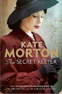 The Secret Keeper by Kate Morton book cover