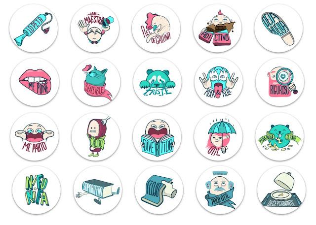 stickers - oh libro - comunidad de lectores - Puntuar un libro