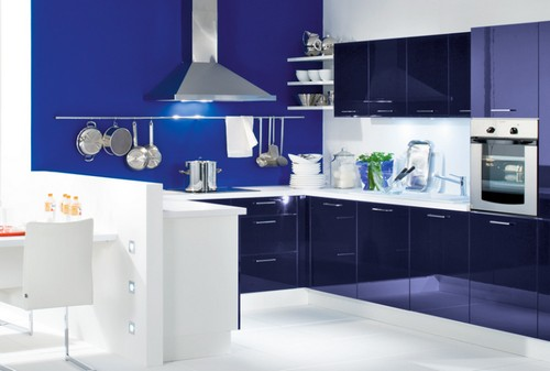 صور المطبخ المثالي بألوان مختلفة وجذابة