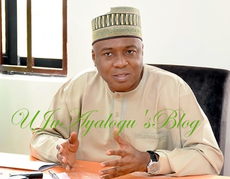 Saraki declares support for local government autonomy