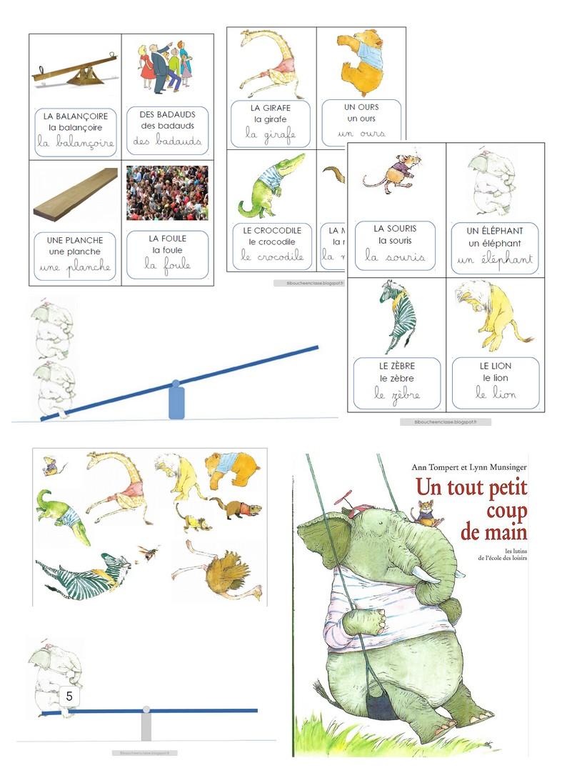 Un Tout Petit Coup De Main Pdf : petit, BIBOUCHE, CLASSE, Petit, Main
