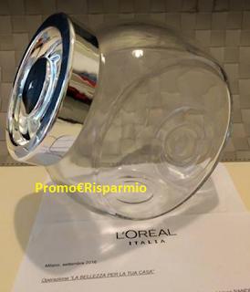 Logo In consegna Premi Bormioli richiesti con ''La bellezza per la tua casa''