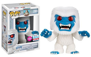 Pop! Disney: Disney Parks – Flocked Abominable Snowman (1000pc LE)