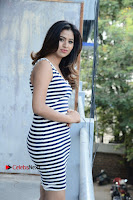 Actress Mi Rathod Spicy Stills in Short Dress at Fashion Designer So Ladies Tailor Press Meet .COM 0034.jpg