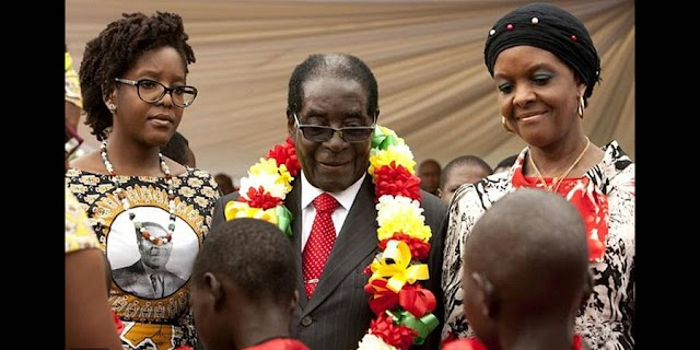 President Robert Mugabe's daughter Bona Chikore appointed to Zimbabwe censor board