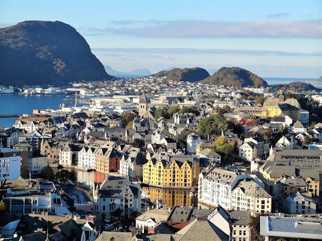världens vackraste städer