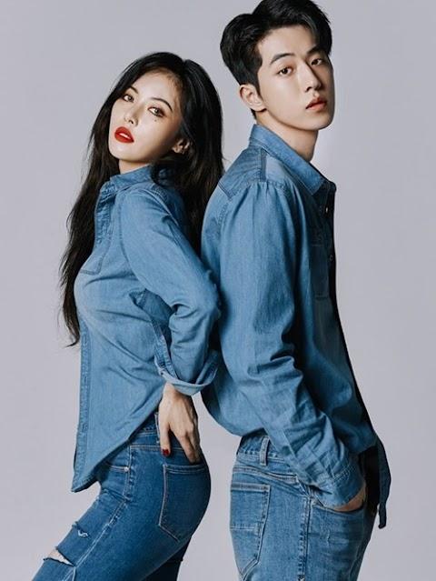 ✰PHOTO✰ Hyuna i Nam Joo Hyuk dla Clriden Magazine