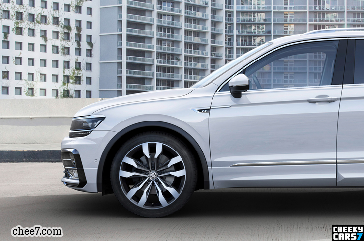 2017 images / Volkswagen Tiguan 2016 R-Line pictures, photos and video ...