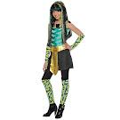 Monster High Party City Cleo de Nile Outfit Child Costume