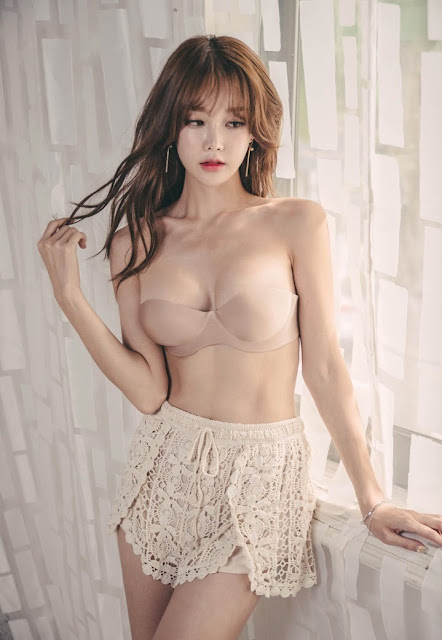 Hot girls Beauty Girls sexy body Korean Model Yoon Ae Ji 3