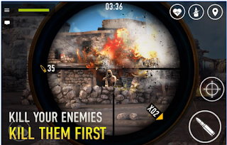 Game Sniper Arena PvP Army Shooter V0.7.1 MOD Apk ( MOD Money )