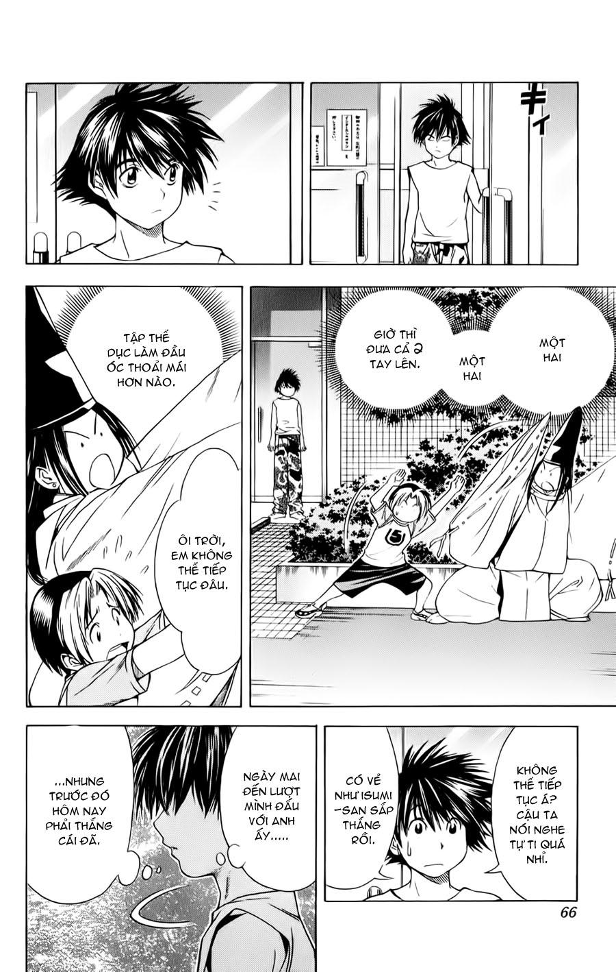 Hikaru No Go hikaru no go chap 81 trang 17