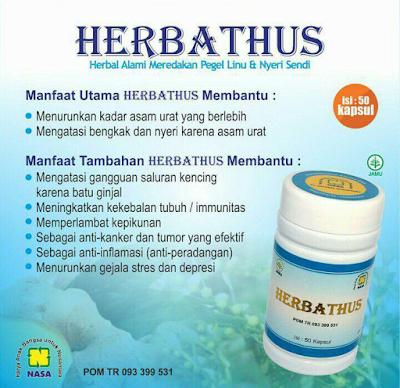 herbathus nasa jogja