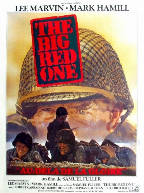 Robert Carradine as Sam Fuller in The Big Red One (1980)