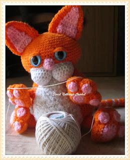 crochet toy, crochet amigurmi