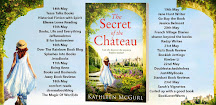 Secrets of the Chateau Blog Tour