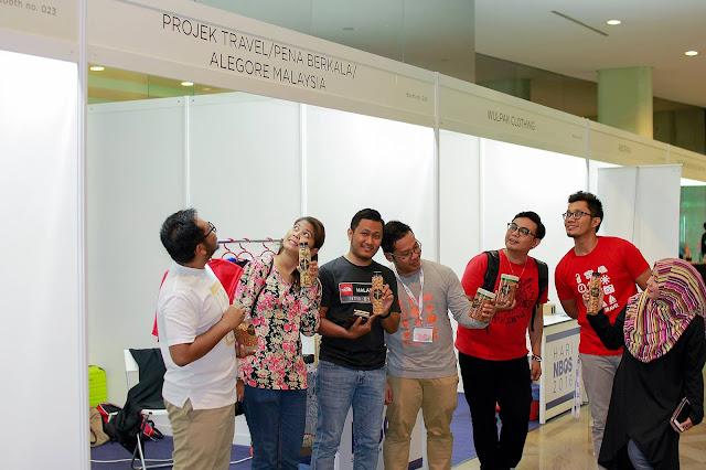 Pameran NBOS 2016 dan Bazaar Roopawan Meriah Di PICC