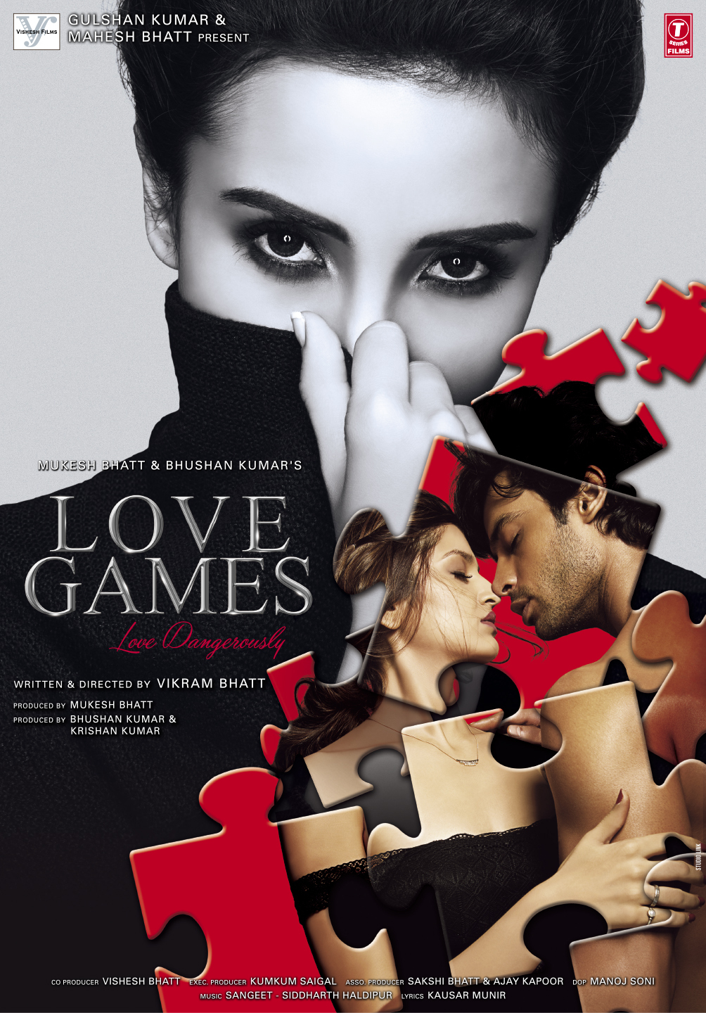 Love Games (2016) Movie Poster