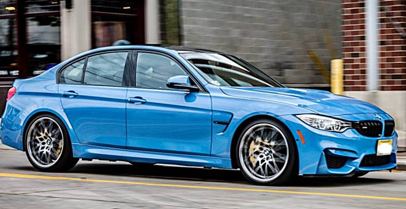2016 bmw m3 dct competition package auto bmw review. Black Bedroom Furniture Sets. Home Design Ideas