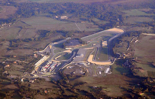 The Vallelunga autodrome was the home of the Rome Grand Prix between 1925 and 1991
