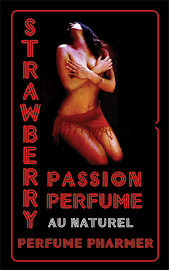 FiFi Indie Award Nominee 2013 ~ STRAWBERRY PASSION PERFUME
