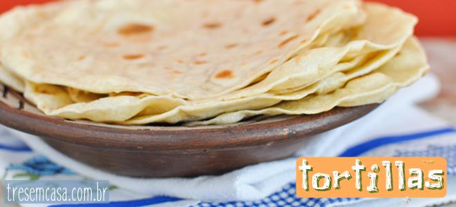como fazer tortillas