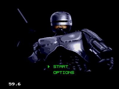 【MD】機器戰警3(Robocop 3)原版+加強修改版,知名電影角色改編ACT遊戲!