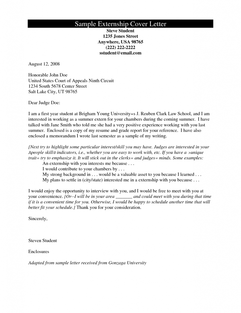 Sample Cover Letter For Medical Assistant Student