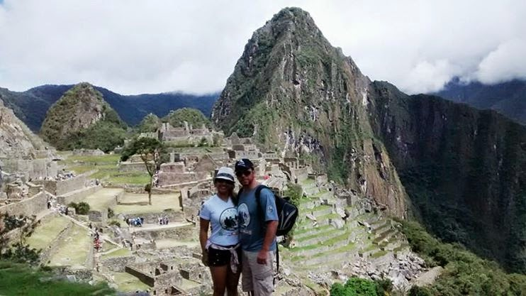 De moto até Macchu Picchu