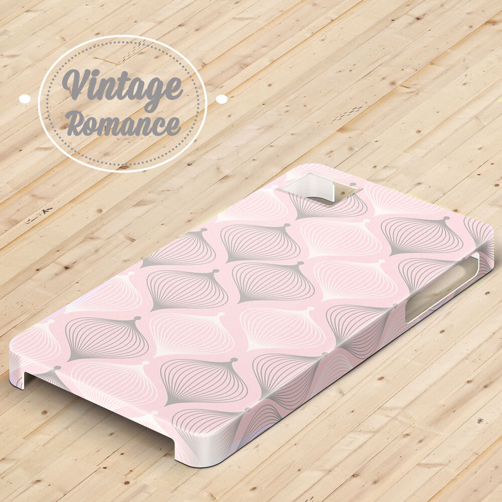 Romantic vintage phone case by Natalia Kolodiazhna