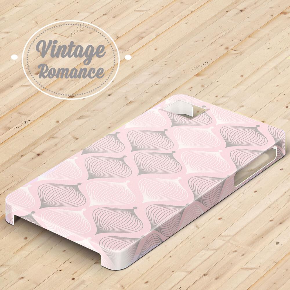 Romantic vintage phone case by Natalia Kolodiazhna